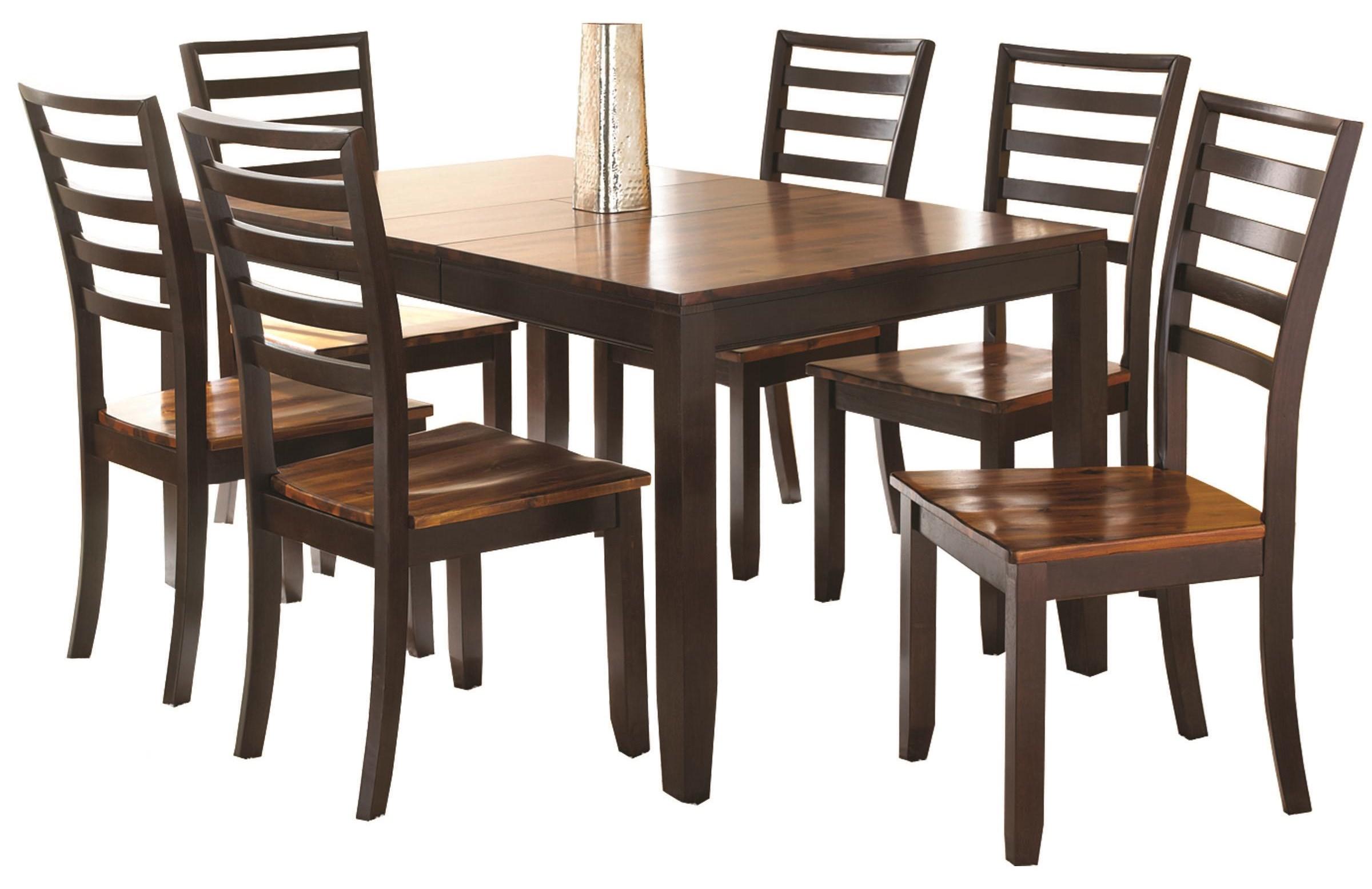 7-Piece Dining Set at Sadler's Home Furnishings