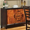 Morris Home Abaco Side Board - Item Number: AB450SB