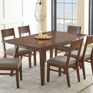 Morris Home Draper Hill Dining Leaf Table