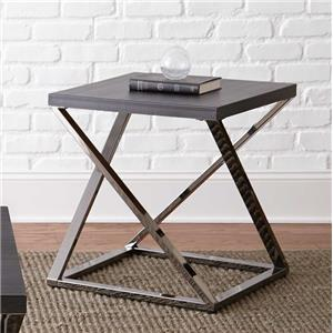 Morris Home Aegean Arabella End Table