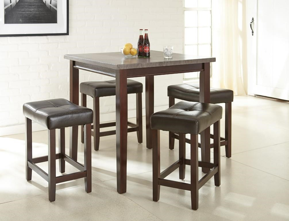 Morris Home Ageana Ageana 5-Piece Dining Set - Item Number: 419952926