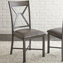 Steve Silver Alamo Side Chair - Item Number: AL450S