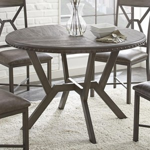 Morris Home Alamo Round Dining Table