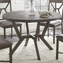 Steve Silver Alamo Round Dining Table - Item Number: AL450T