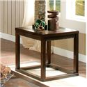 Steve Silver Alberto End Table - Item Number: AL100E