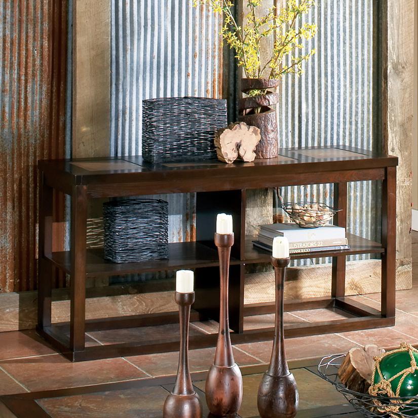 Steve Silver Alberto Sofa Table - Item Number: AL100S