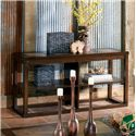 Morris Home Furnishings Alberto Sofa Table - Item Number: AL100S