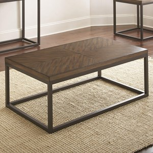 Morris Home Aleka Cocktail Table