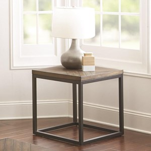Morris Home Aleka End Table