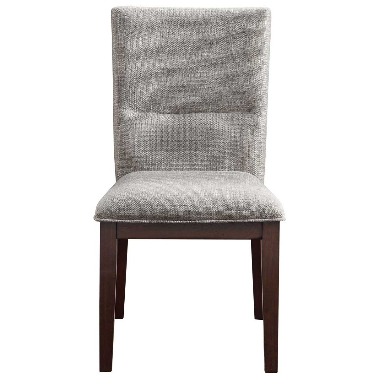 Amalie Upholstered Side Chair  by Steve Silver at Van Hill Furniture