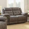Steve Silver Anastasia Reclining Loveseat - Item Number: AT850L