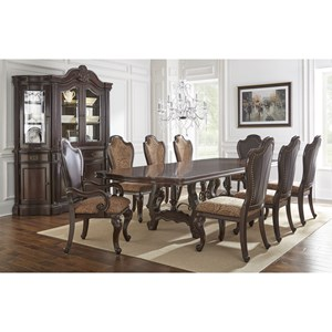 Vendor 3985 Angelina Formal Dining Room Group