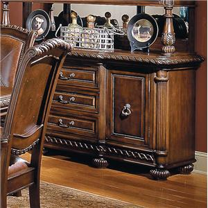 Morris Home Furnishings Antoinette Buffet