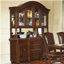 Steve Silver Antoinette Traditional Dining Buffet - Shown with Hutch