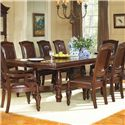 Morris Home Furnishings Antoinette Dining Table - Item Number: AN200T