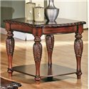 Steve Silver Antoinette End Table - Item Number: AY150E