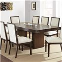 Steve Silver Antonio Dining Table - Item Number: AT500B+T