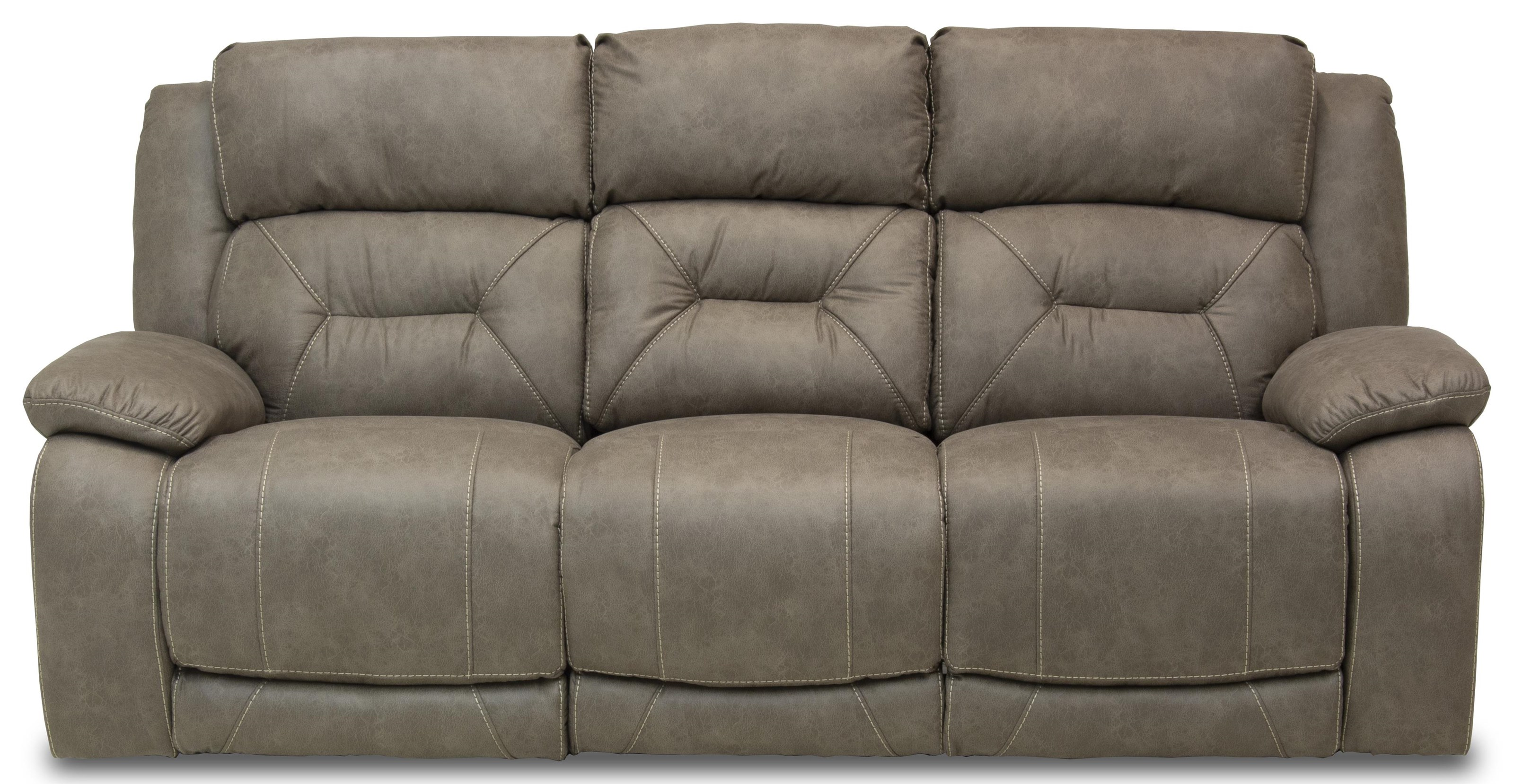 Steve Silver Arya Power Reclining Sofa with Power Headrests - Item Number: 18950-PPRS