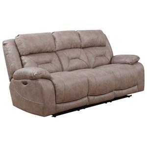 Prime Aria Reclining Sofa