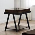 Morris Home Ackworth Ackworth End Table - Item Number: AR400E