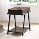 Steve Silver Artemis Chairside End Table - Item Number: AR400EC