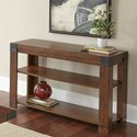 Morris Home Arusha Sofa Table - Item Number: AR200S