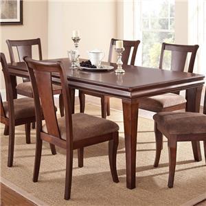 Morris Home Furnishings Aubrey Dining Table