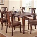 Vendor 3985 Aubrey Dining Table - Item Number: AU300T