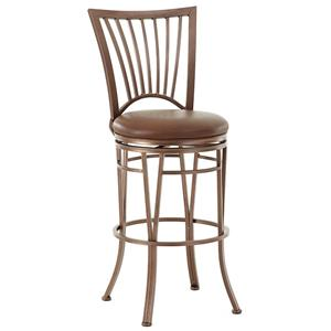 Prime Baltimore Swivel Bar Chair