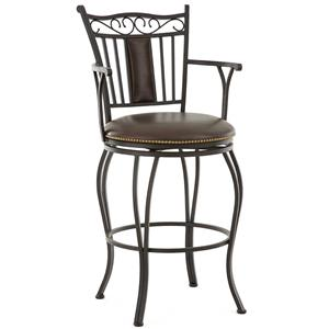 "Steve Silver Barbara 30"" Barbara Bar Stool"