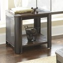 Steve Silver Barrow End Table - Item Number: BW200E