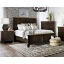 Steve Silver Bear Creek Queen Bedroom Group - Item Number: BC950 Q Bedroom Group 1