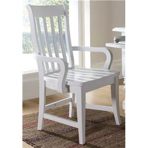 Morris Home Furnishings Bella Desk Chair