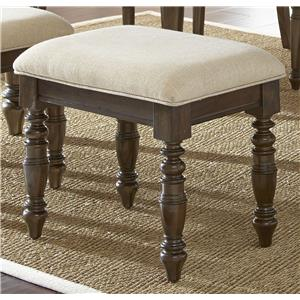 Morris Home Furnishings Bexley Standard Height Stool