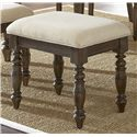 Vendor 3985 Bexley Standard Height Stool - Item Number: BY550ST
