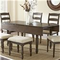 Vendor 3985 Bexley Dining Table with 2 8