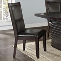 Steve Silver Briana Side Chair - Item Number: CN600SB