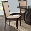 Steve Silver Briana Side Chair - Item Number: CN600SC