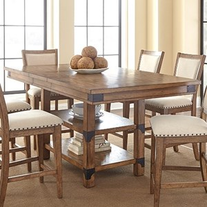 Morris Home Furnishings Britta Counter Height Table