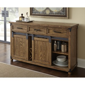 Morris Home Furnishings Britta Industrial Server