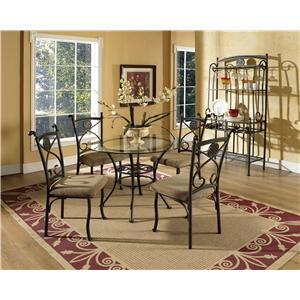 Vendor 3985 Brookfield Casual Dining Room Group
