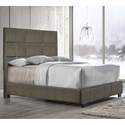 Steve Silver Brooklyn Queen Bed - Item Number: RE9003SS-140NK