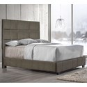Steve Silver Brooklyn King Bed - Item Number: RE9003SS-142NK