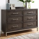 Steve Silver Broomfield Dresser - Item Number: BR950DR