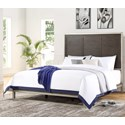 Steve Silver Broomfield Queen Bed - Item Number: BR950QHFB+KQR