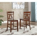 Steve Silver Bryson Counter Height Bar Stool - Item Number: ON500CC