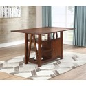Vendor 3985 Bryson Counter Height Table - Item Number: ON500PT