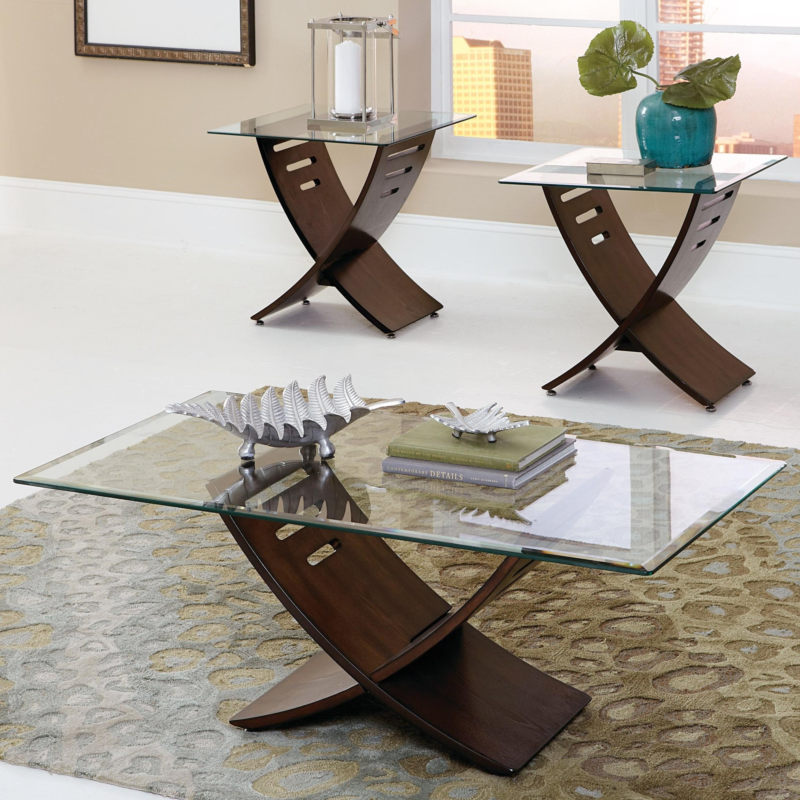 3 Pack Occasional Table Group