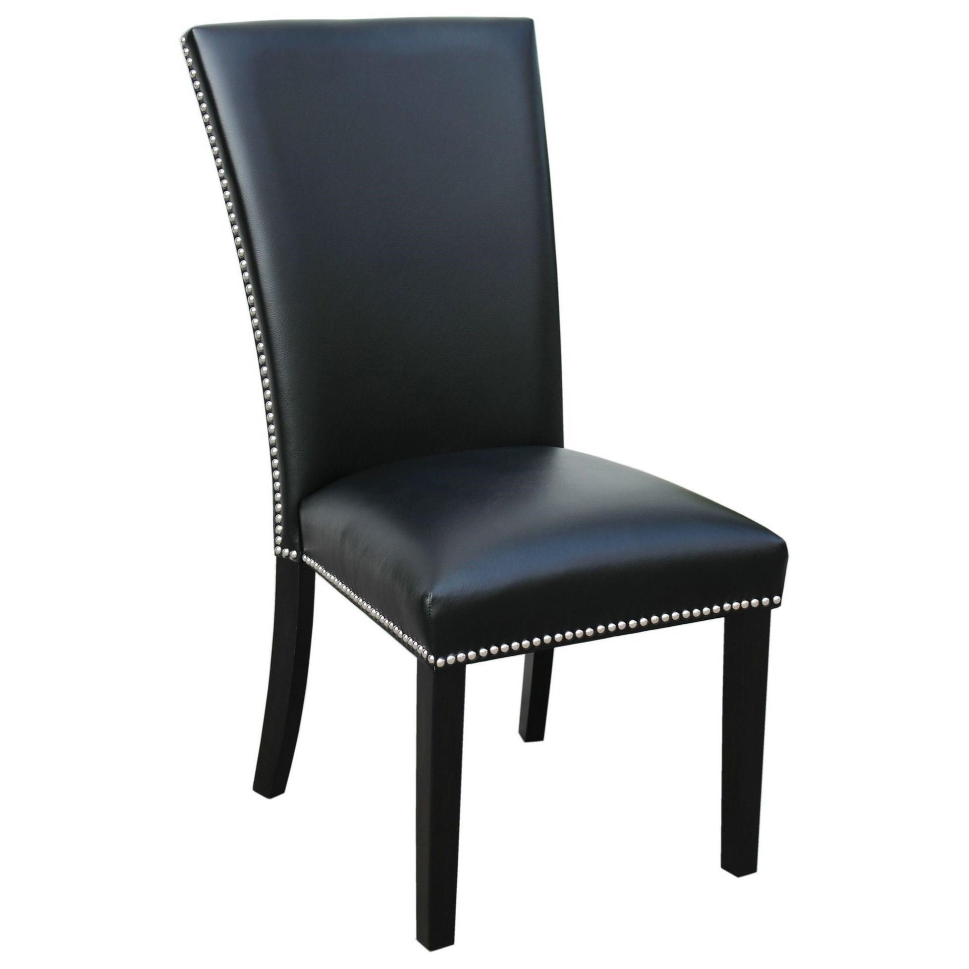 dining room chairs for less | Steve Silver Camila Upholstered Parsons Dining Chair with ...