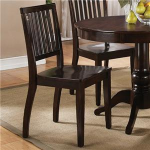 Morris Home Furnishings Candice Candice Side Chair